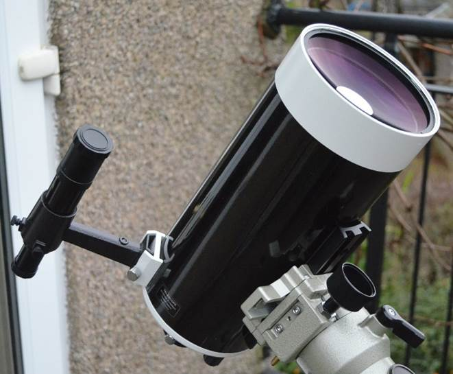 Vand Telescop Skywatcher Mak127mm Conexiune Ocular 2inch