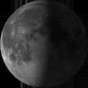 Luna in Ultimul Patrar