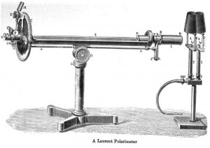 Polarimetru Laurent