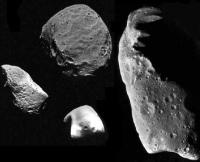 """19 asteroizi dintr-o """"lovitură"""""""