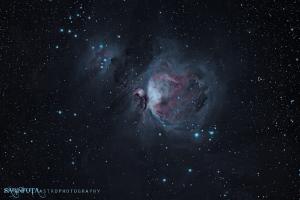 Marea nebuloasă din Orion – M42